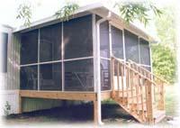 Patio & Porch Screen Panels