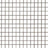 Standard Silver Grey Fiberglass Window Screen