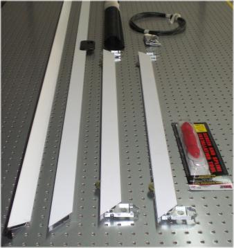 Classic Sliding Patio Screen Door   KIT