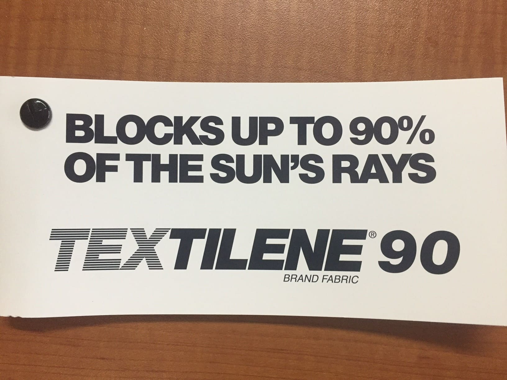 Twitchell™ Textilene® 90 Solar Screen Sample Pack