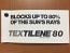 Twitchell™ Textilene® 80 Solar Screen Sample Pack