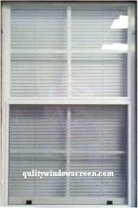 Custom UltraVue Window Screens